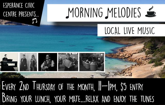 Morning Melodies | Shire of Esperance